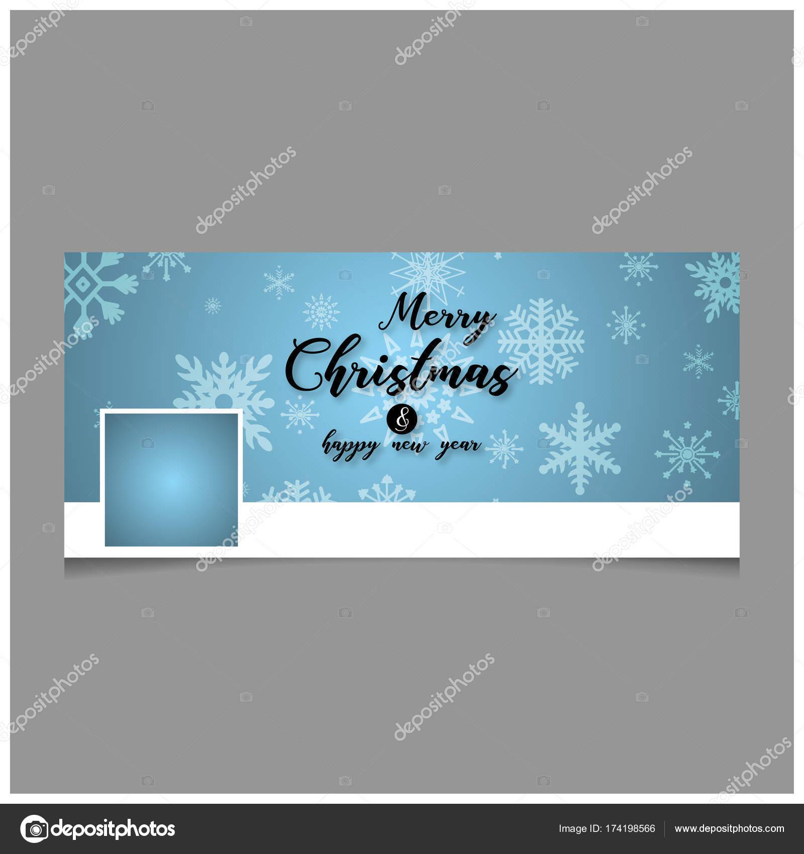 Capa Para Facebook Natal Vetores De Stock Ibrandify