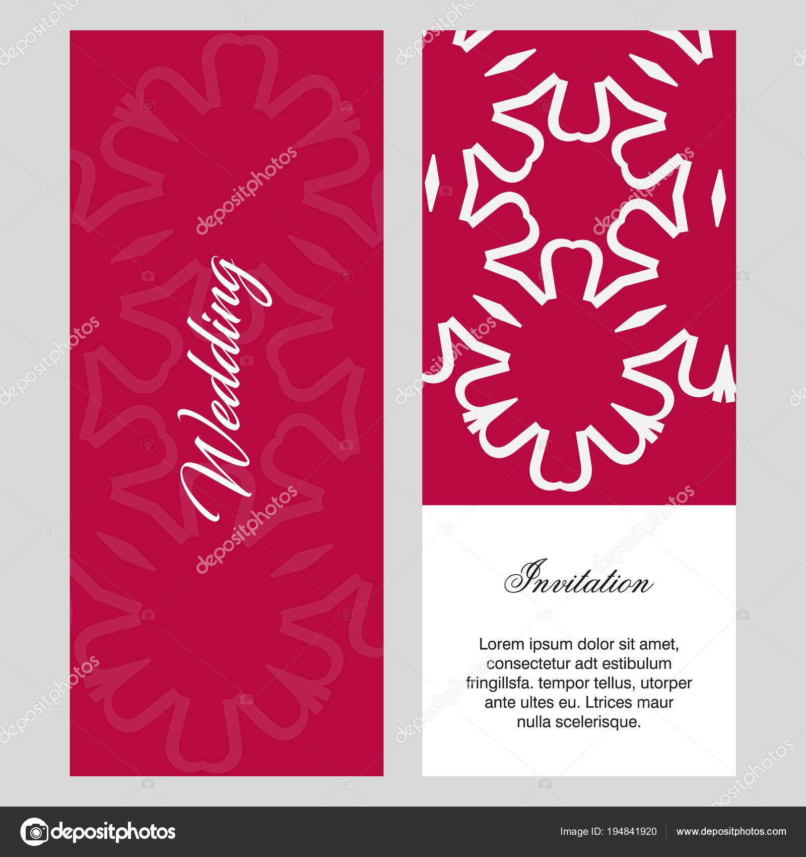 wedding cards design samples