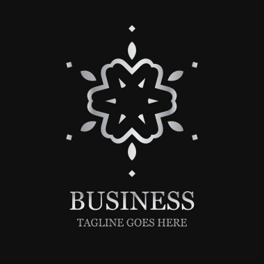 Creative Company logo design template, vector illustration
