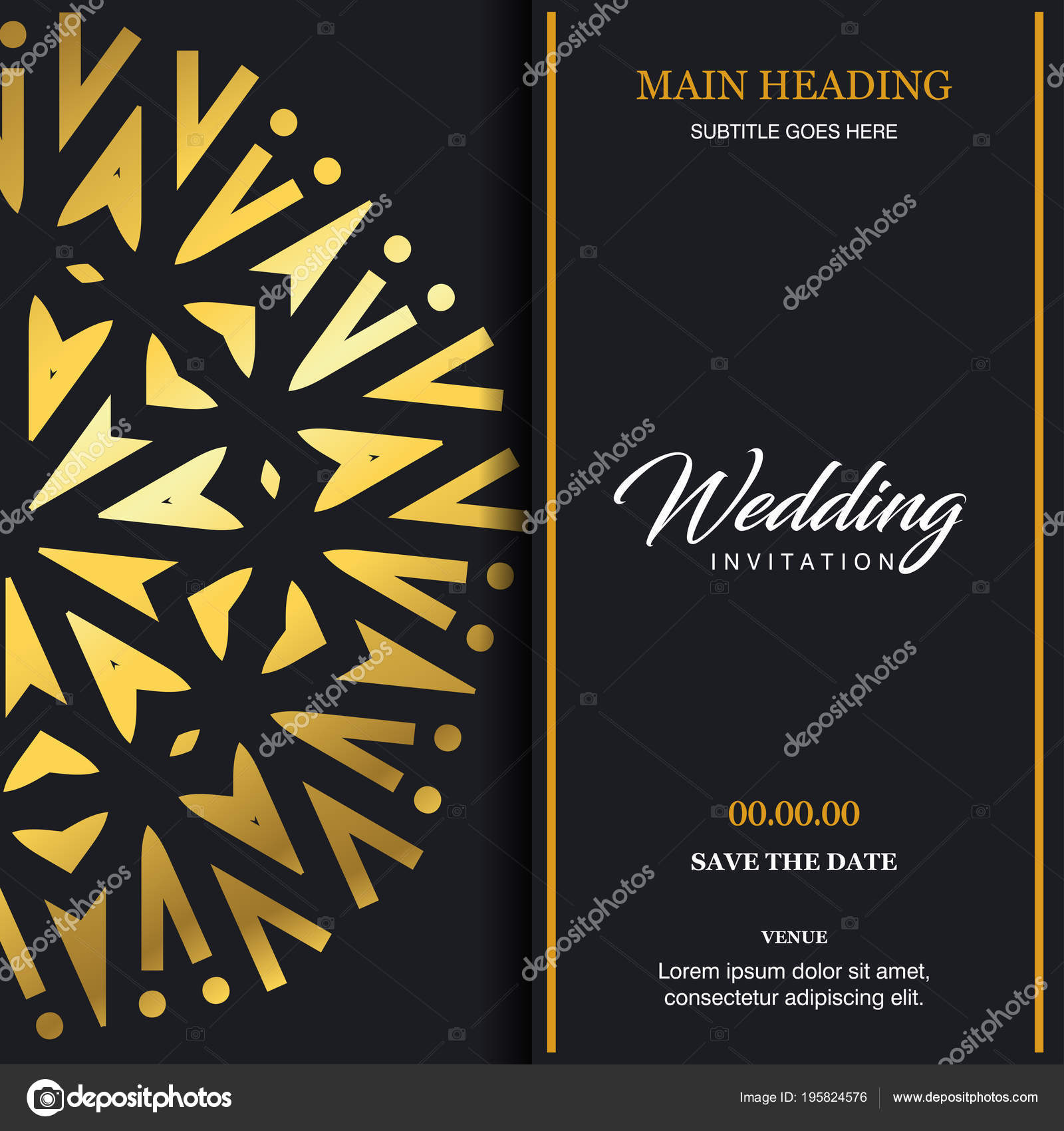Wedding Cards Matter In English For Hindu Marriage Elegant