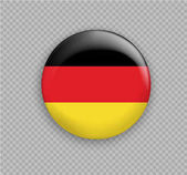 Photo Flag of Germany, the right colors and proportions. Vector illustration. Sign and symbol of freedom