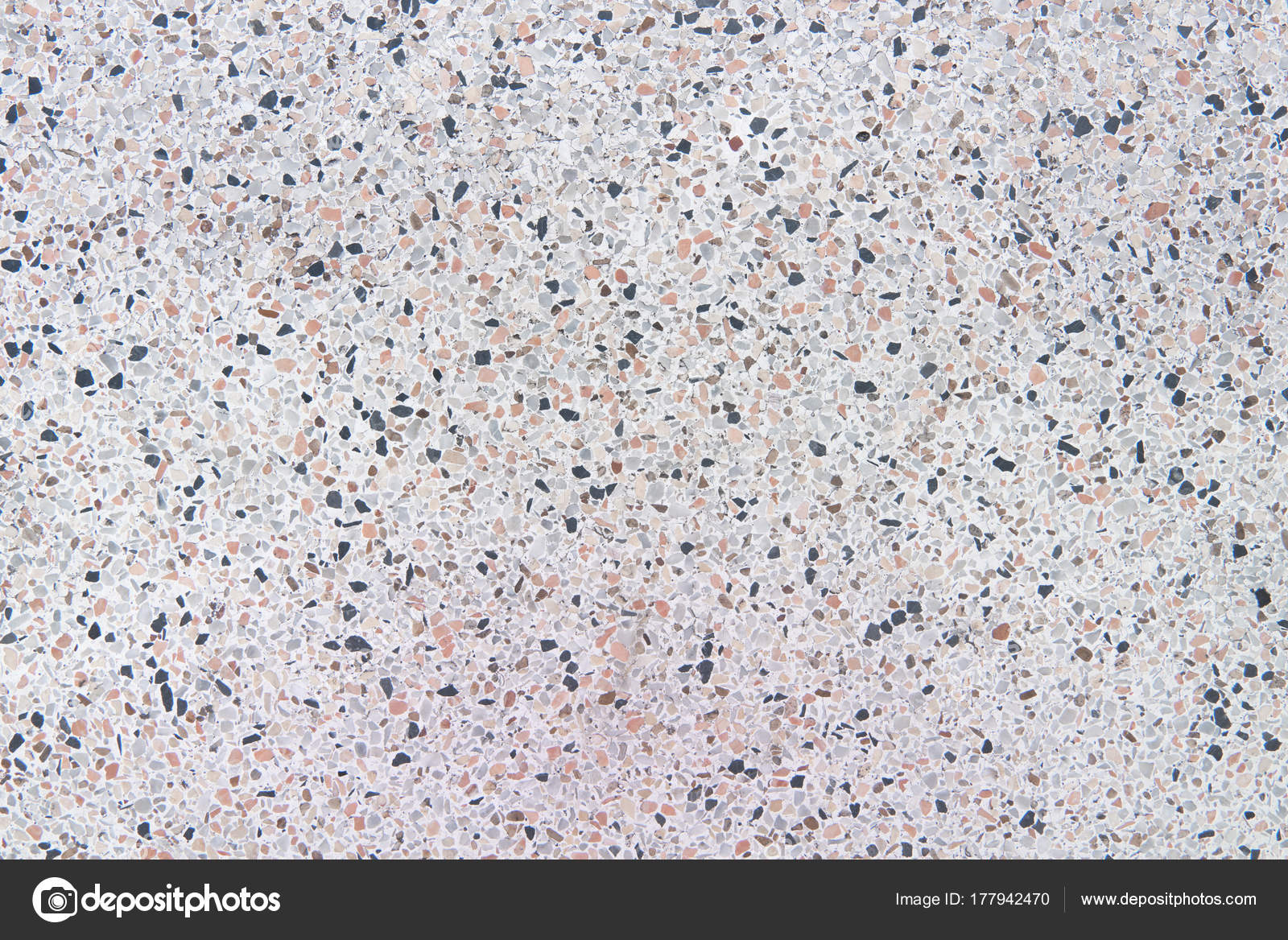 Polished Black Granite Texture Intended Terrazzo Floor Old Texture Or Polished Stone For Background Stock Photo Terrazzo