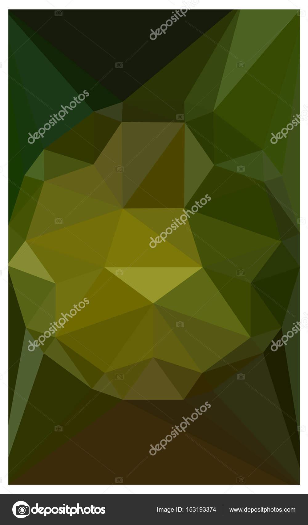 Fondo oscuro de amarillo hermosa geométrica de piedras preciosas ...