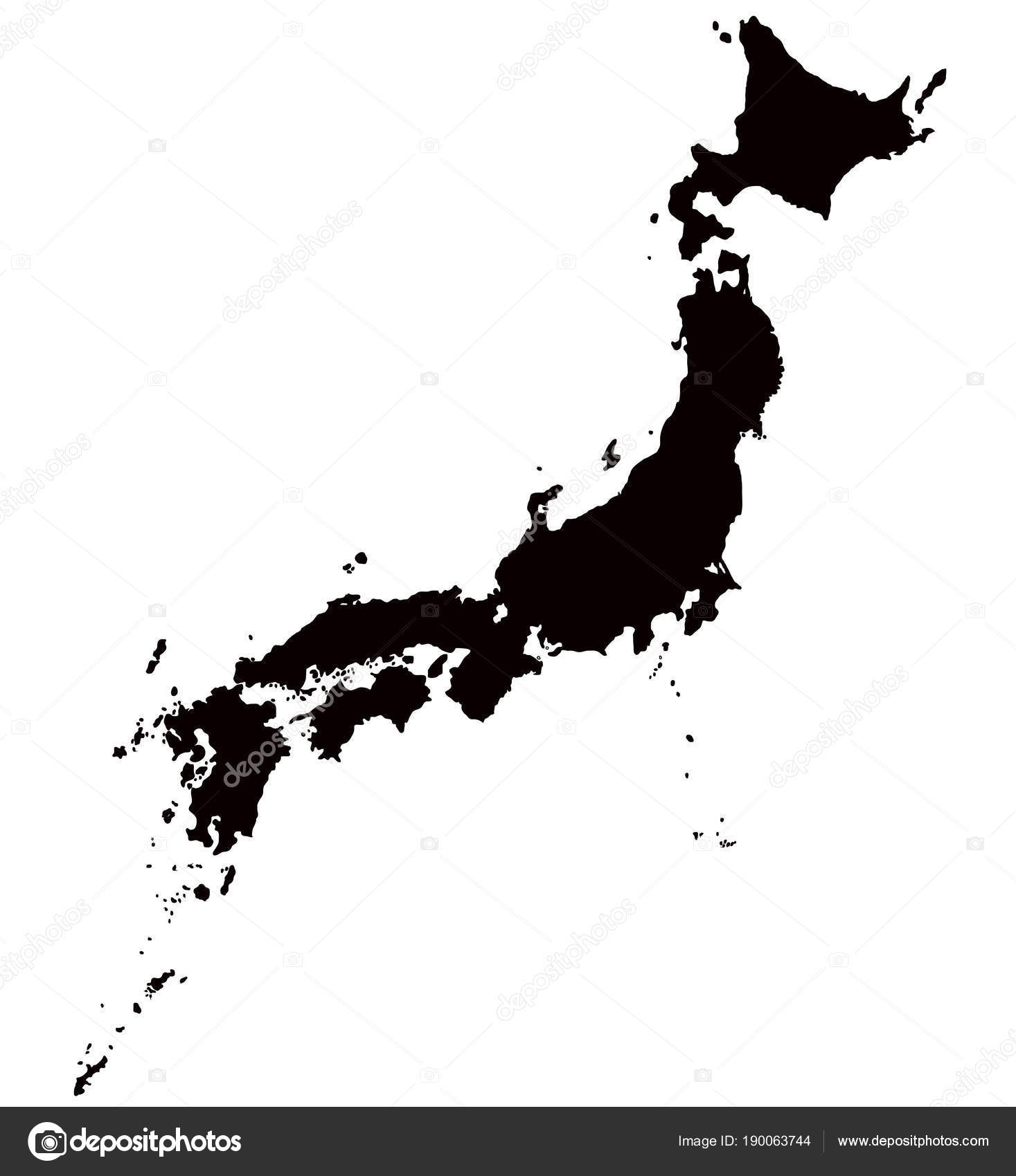 Japan map outline vector — Stock Vector © 1000pixels #190063744 on italy map, united states map, japanese map, iraq map, india map, france map, australia map, saudi arabia map, far east map, united kingdom map, germany map, brazil map, russia map, africa map, america map, california map, korea map, canada map, europe map,