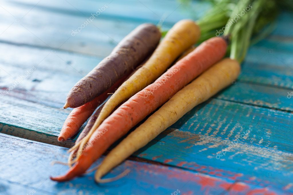 Image result for carrot on the blue table