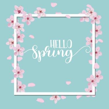 spring season background