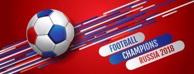 football 2018 world championship cup background soccer, Russia