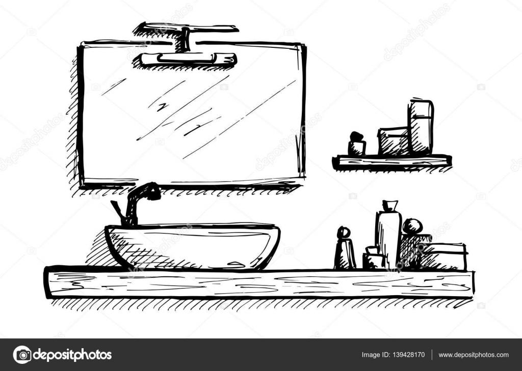 Картинки нарисованные в ванной