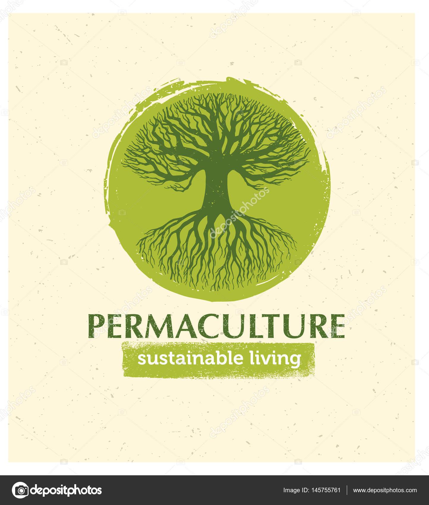 Kreatives Wohndesign: Permakultur Nachhaltige Kreatives Wohndesign