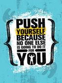 Nyomja magát motiváció idézet