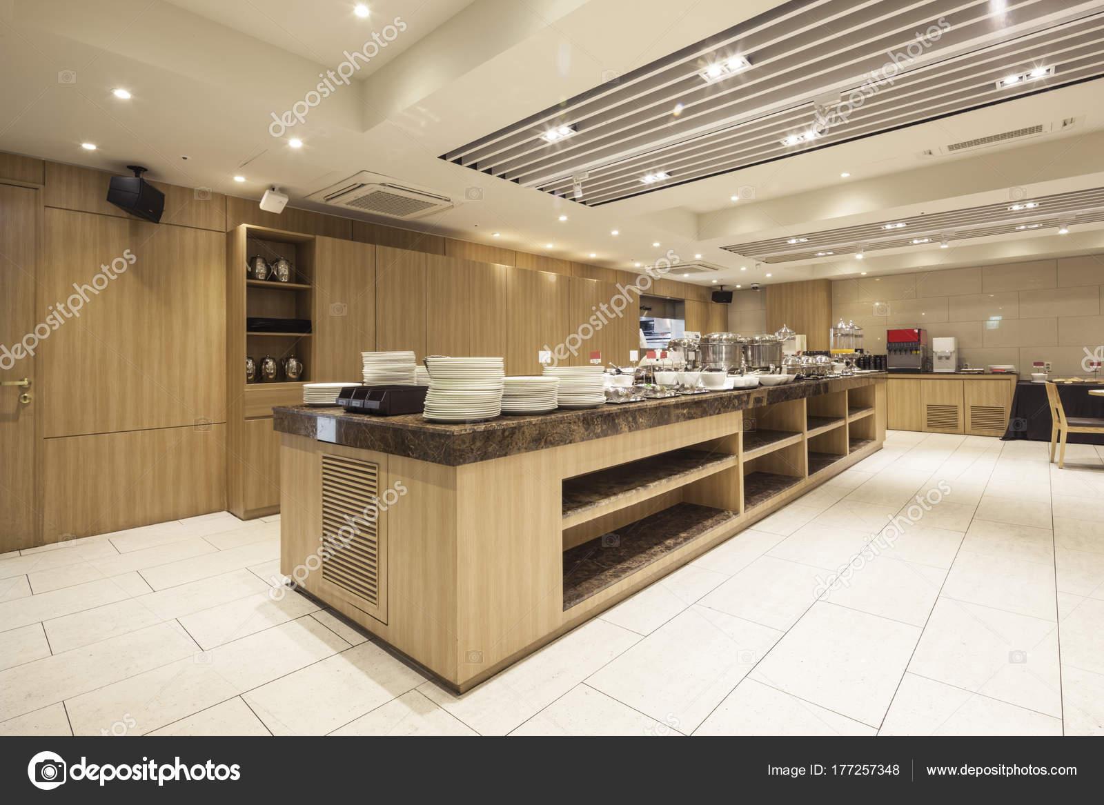 Buffet Restaurant Hotel Restaurant Stock Photo C Earlyspring 177257348