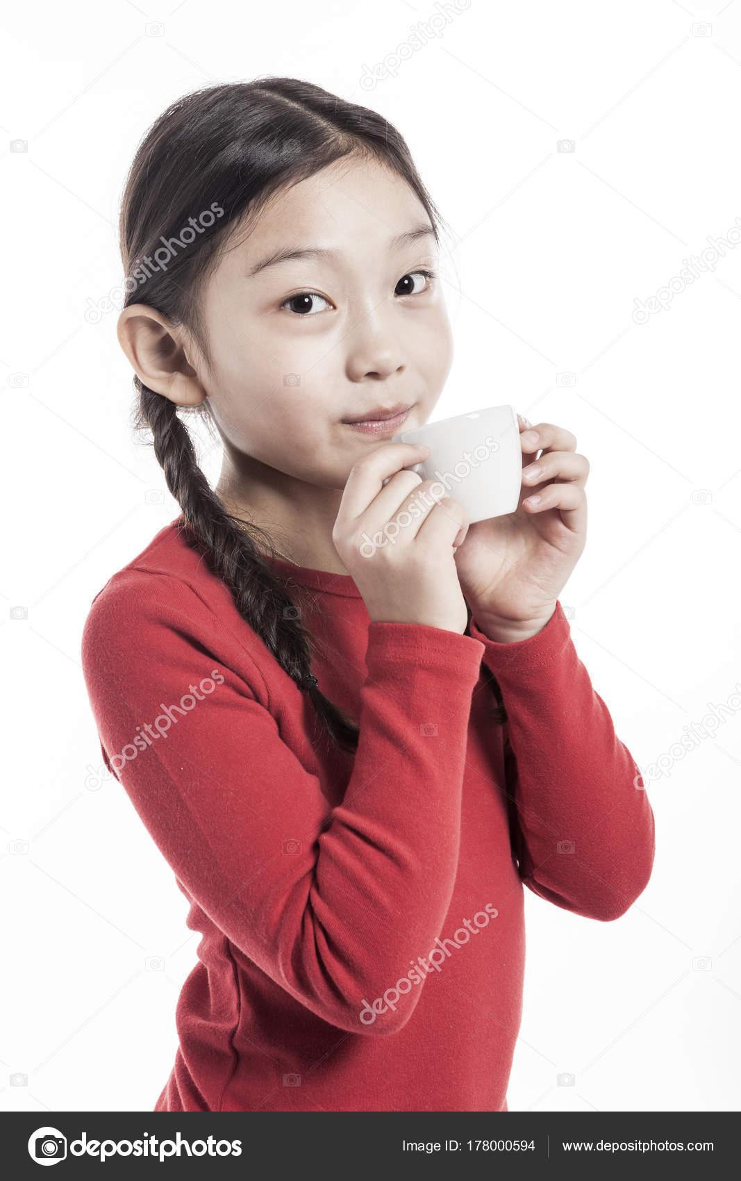 Asian girl e cup