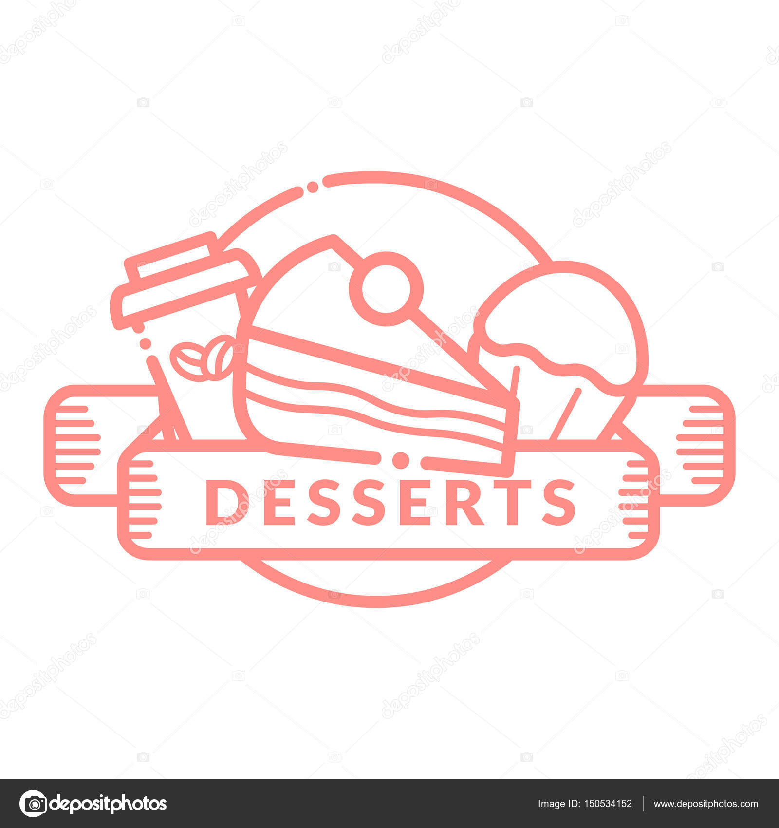 dessert logos related keywords amp suggestions dessert