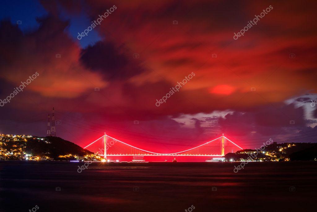 istanbul third bridge