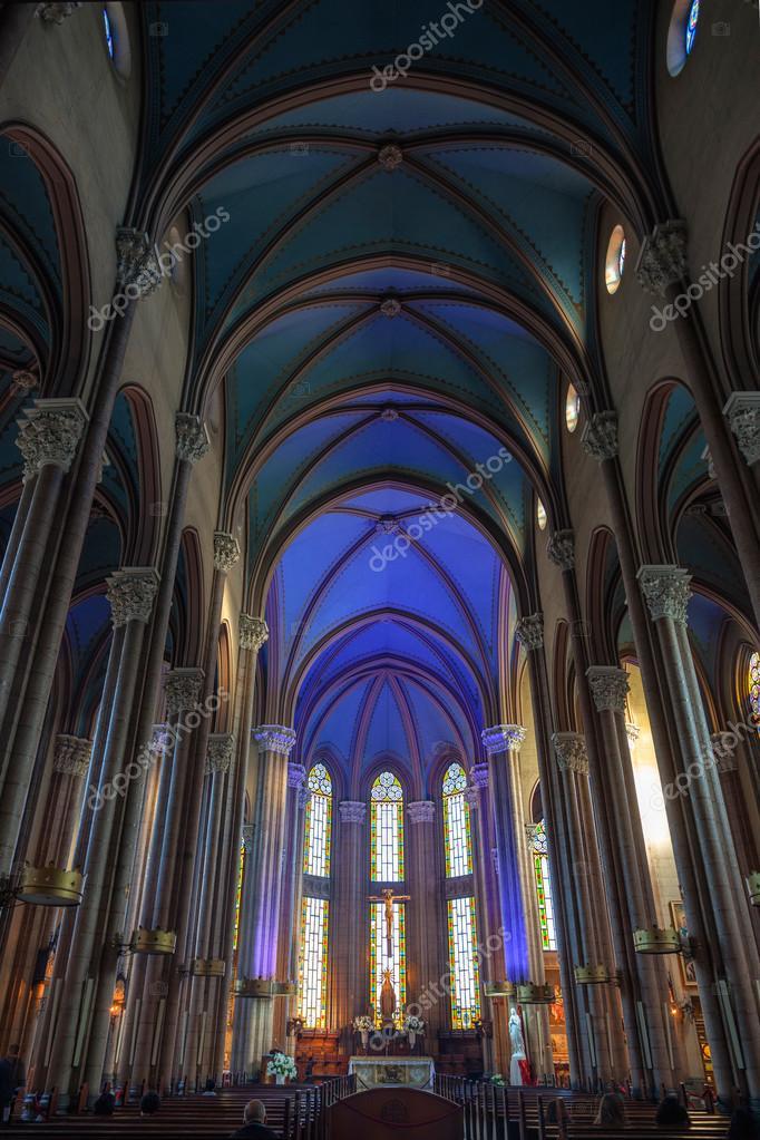 Syrian Catholic Church interior