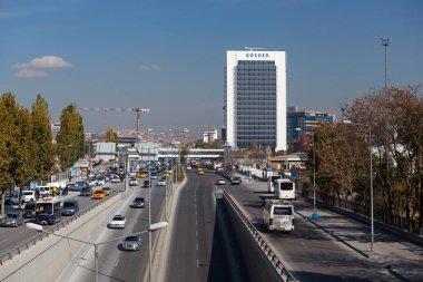 KOSGEB building in Ankara