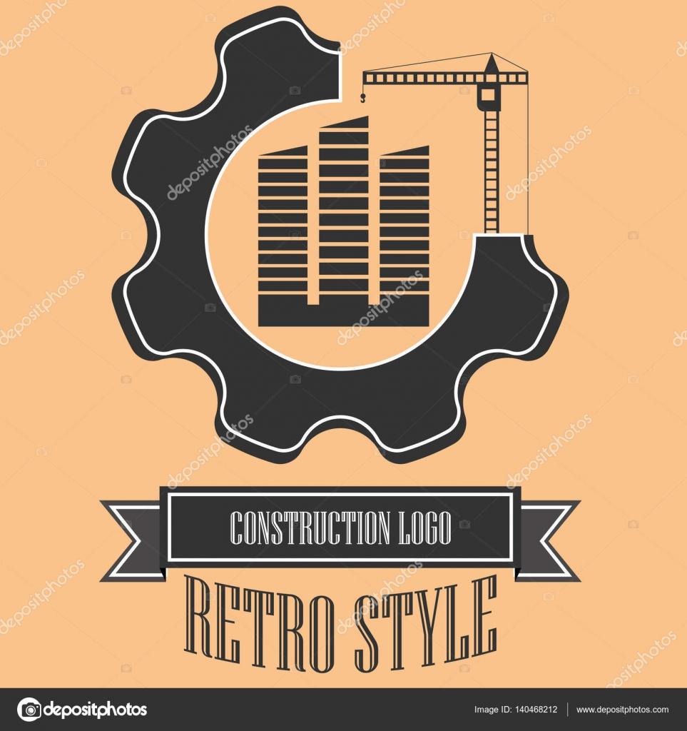 Logotipo para empresas constructoras vector de stock - Empresas de construccion madrid ...