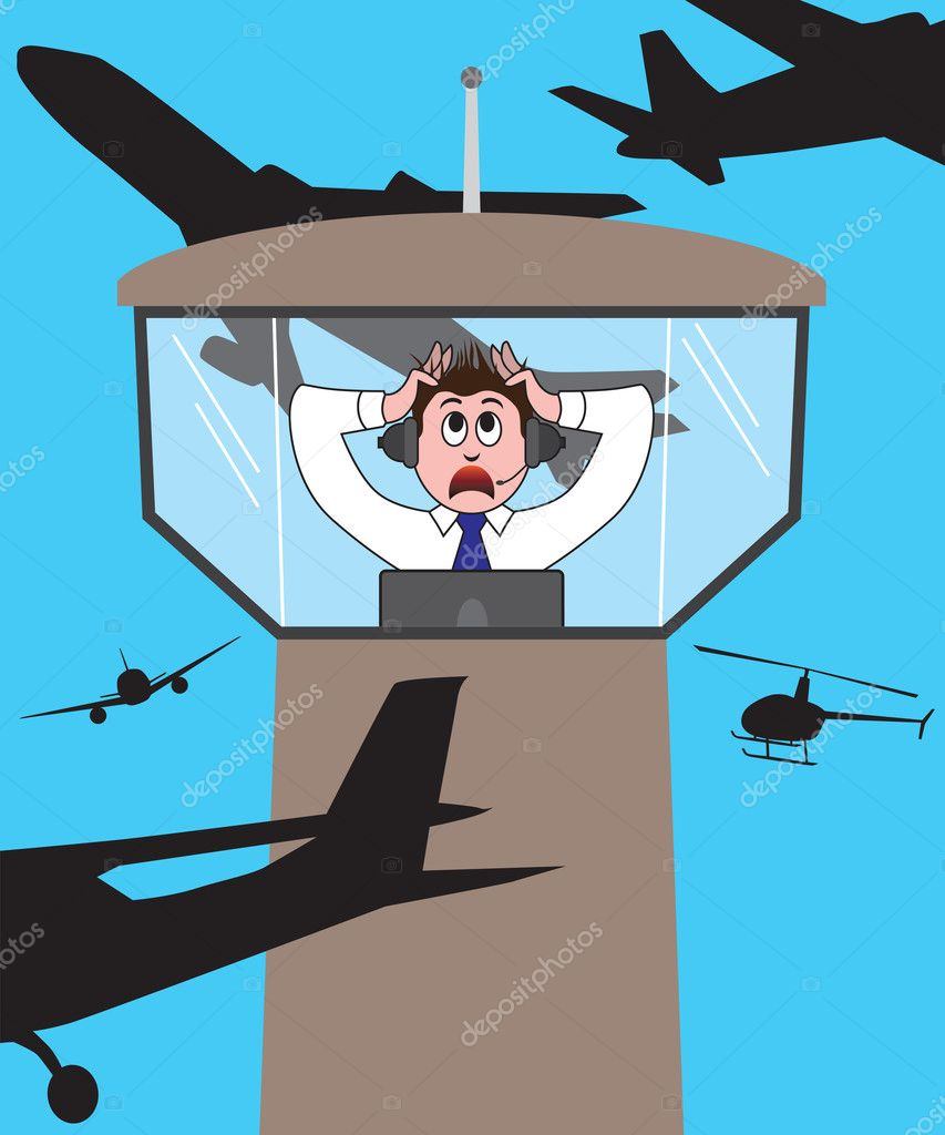 航空交通管制官 — ストックベク...