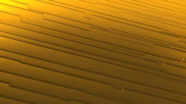3D vykreslování pruhů toku