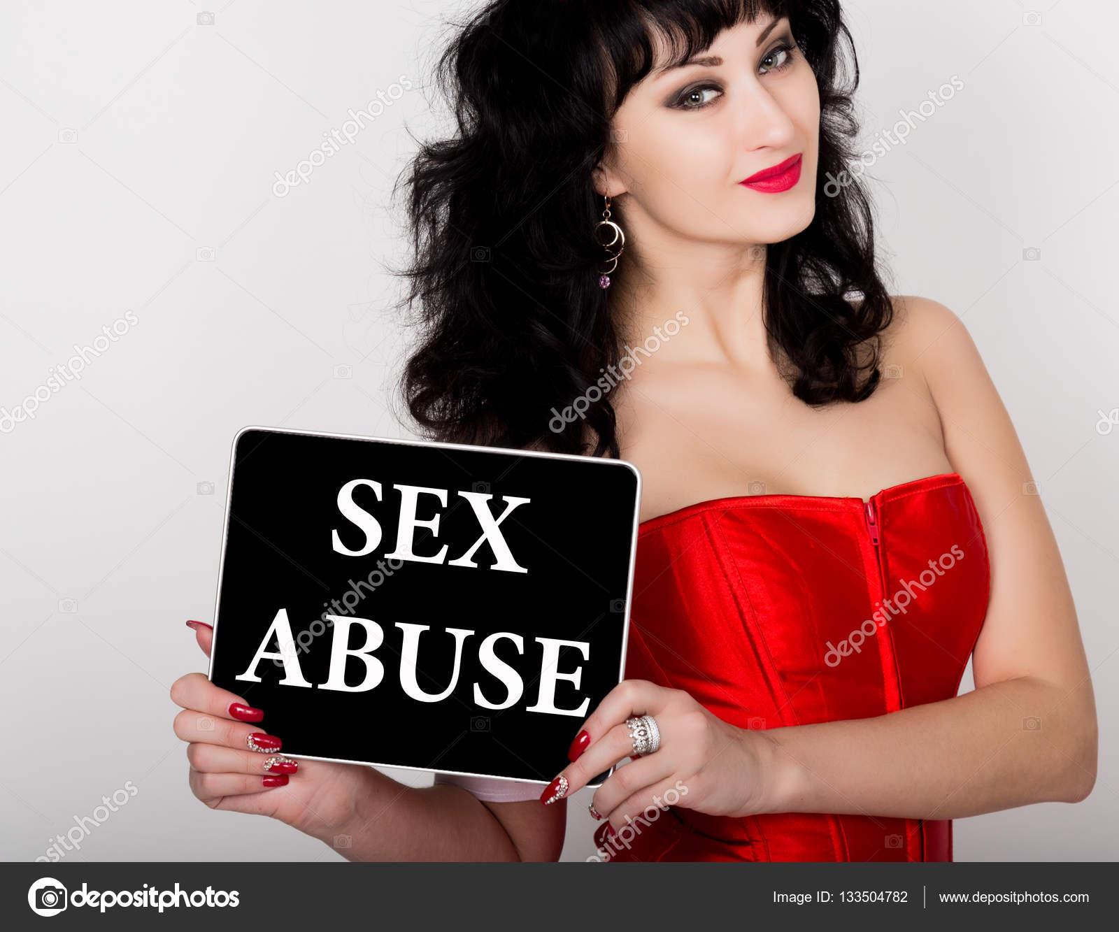 Written account of girl having sex