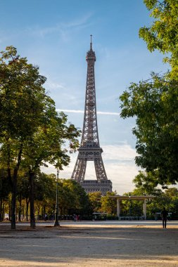Tour Eiffel in Paris, France.