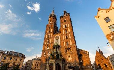 Saint Mary Church in Krakow
