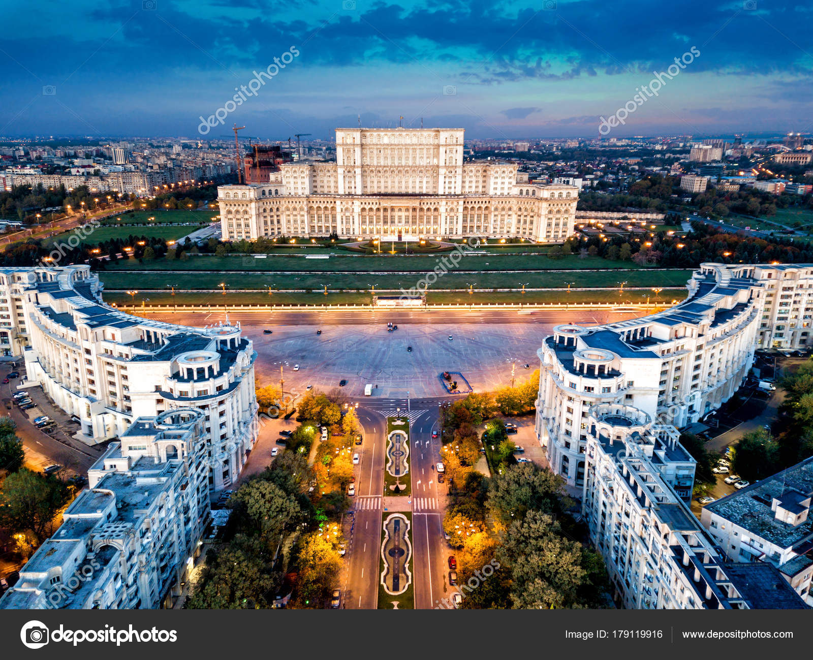 BUCHAREST, Romania - Travel and Tourism Information