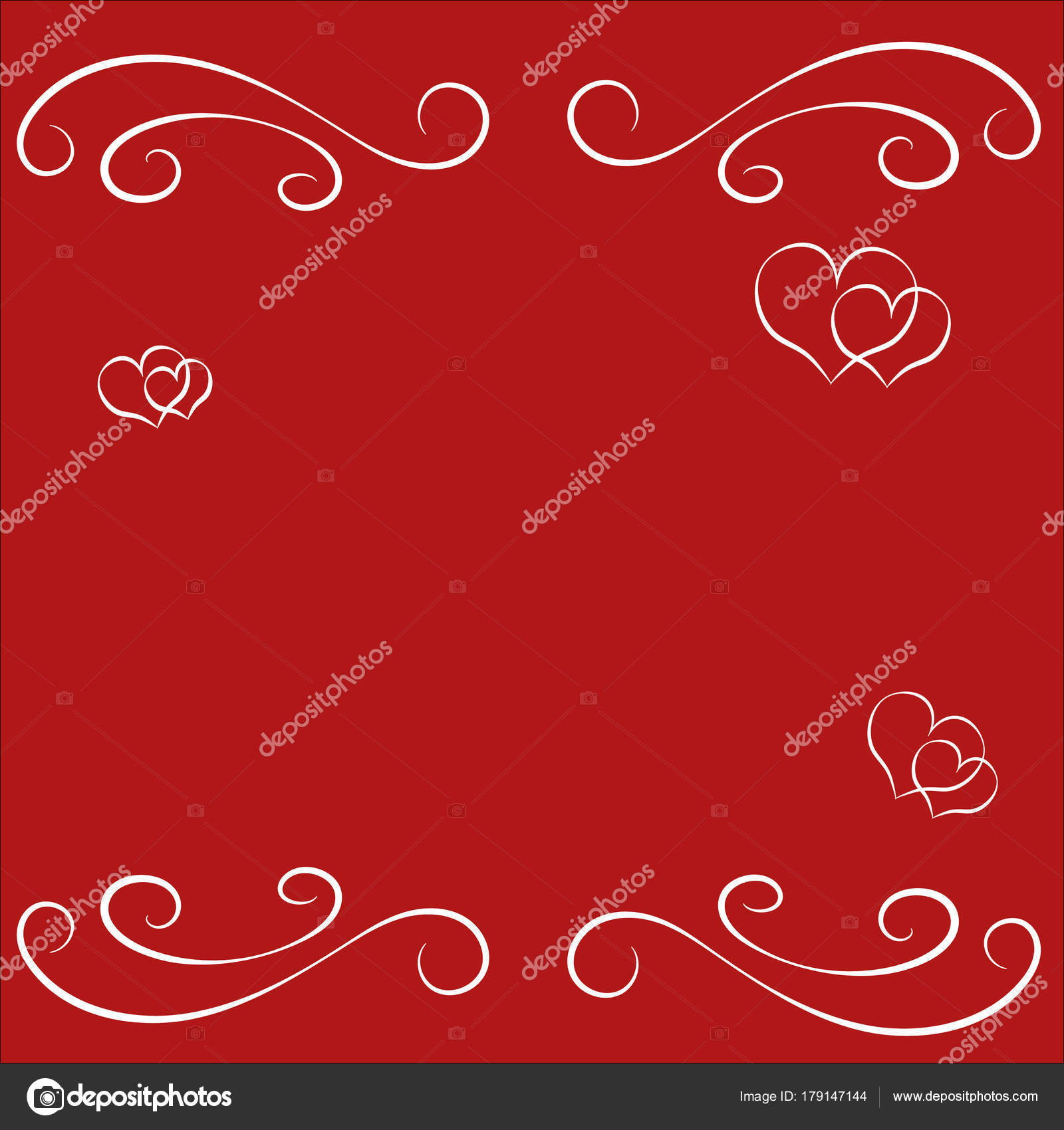 Abstract happy valentine day empty border frame for greeting card abstract happy valentine day empty border frame for greeting card invitation letter and other celebration stopboris Choice Image