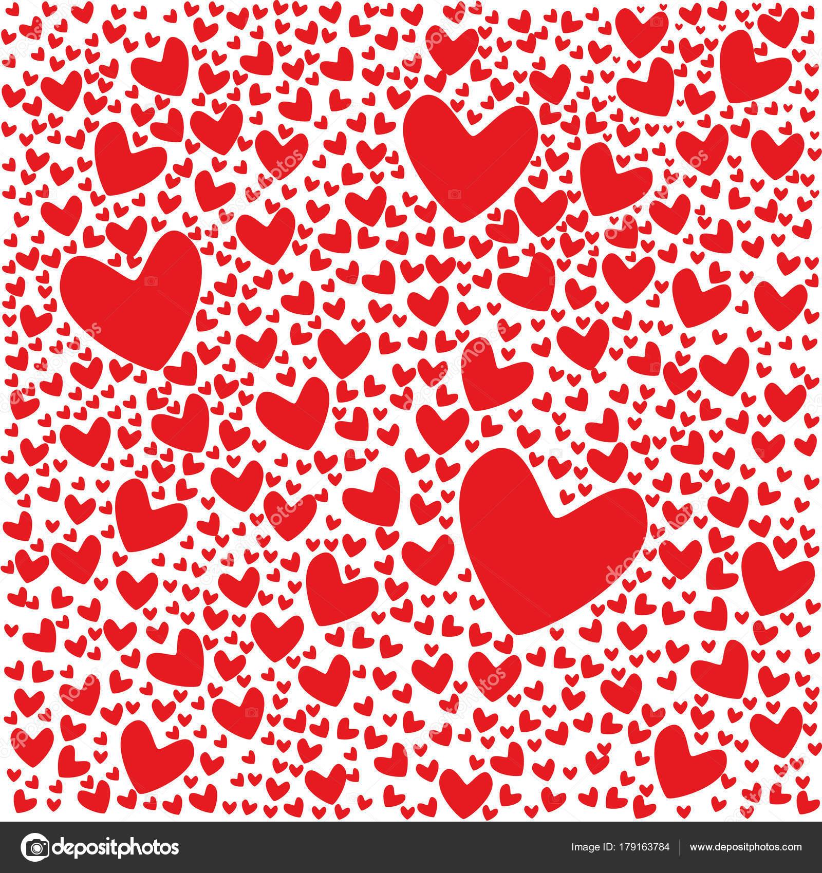 c54dfb862d3921 Projeto do coração de símbolo vermelho de dia dos namorados ...