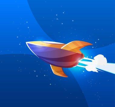 Ufo - Alien spaceship.