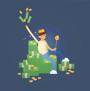 earn money illustration