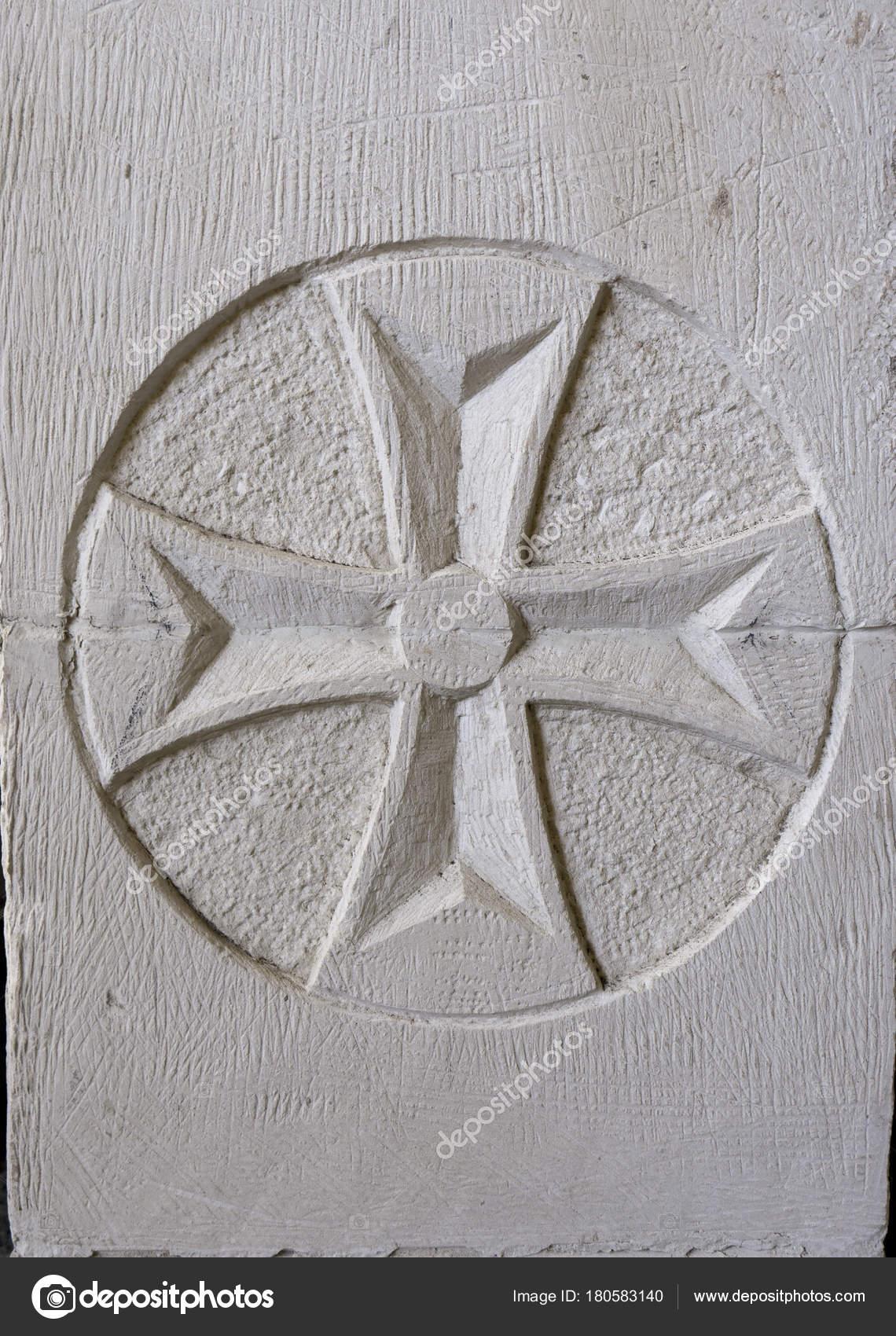 Frohe Weihnachten Georgisch.Georgische Kreuz In Stein Gemeißelt Stockfoto Fowler Ru Gmail
