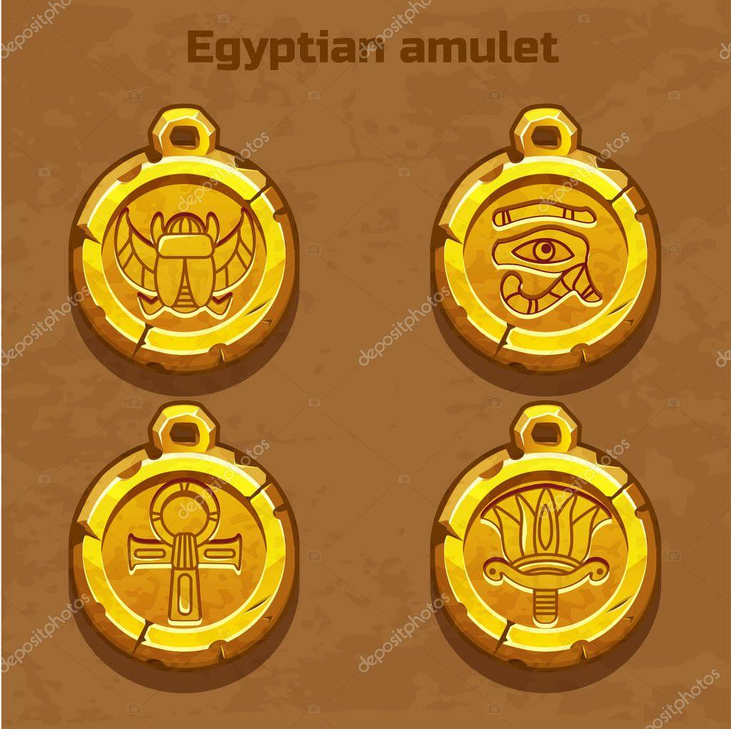 Египетский амулет золото skyrim амулет саартала id