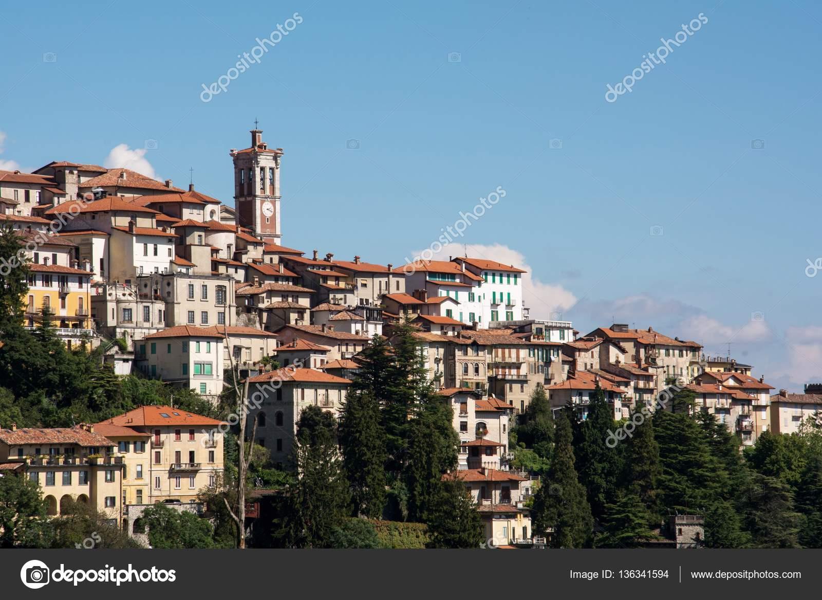 View of Sacro Monte, Varese. Italy — Stock Photo © distasi.donato ...