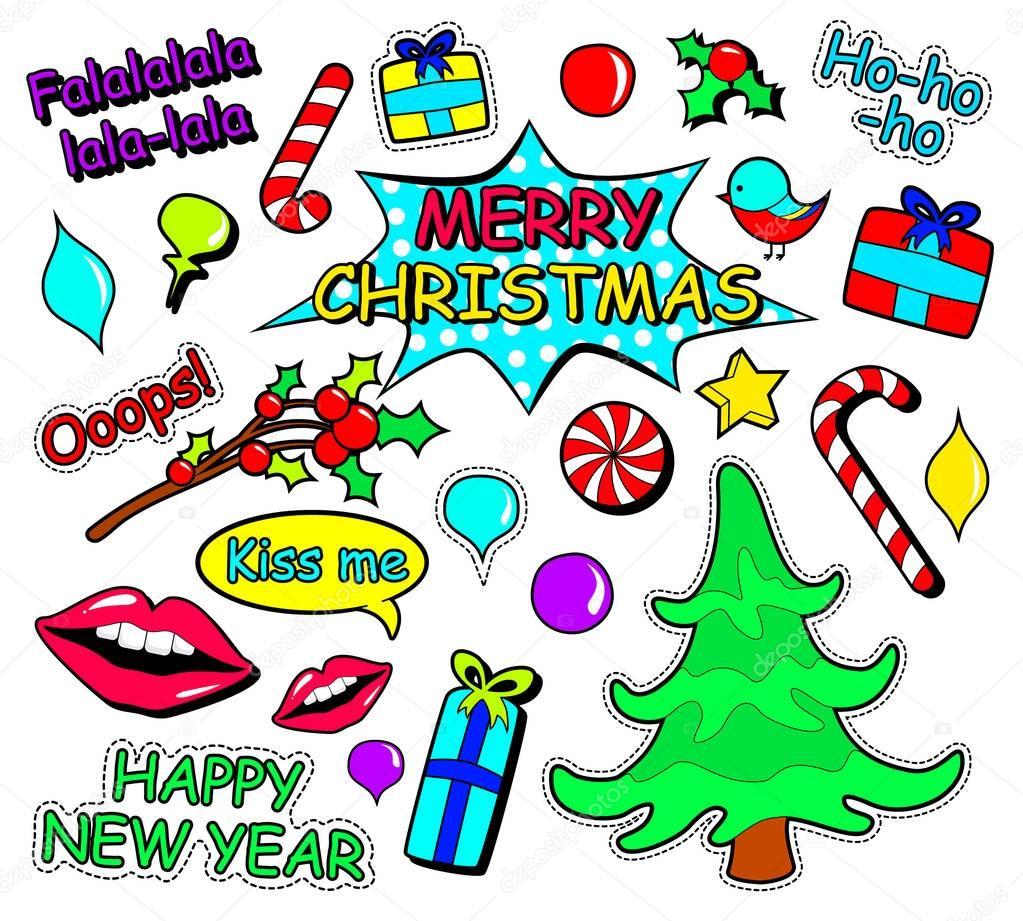 Feliz navidad 80