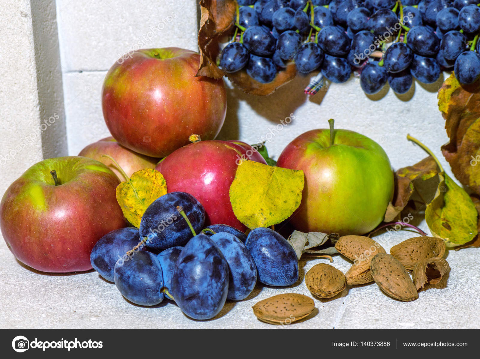 Autumn Seasonal Fruits Harvest Stock Photo C Inagraur Ymail Com 140373886
