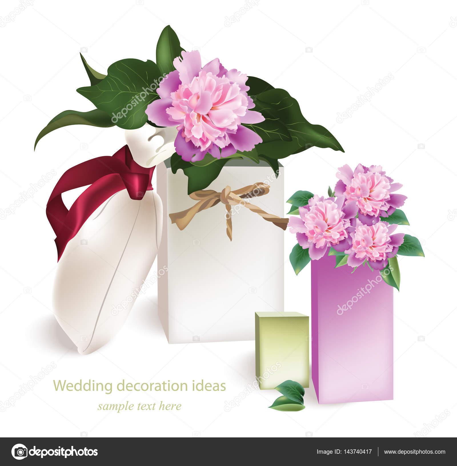 Disegni Anniversario Matrimonio Primavera Fiori Delicati