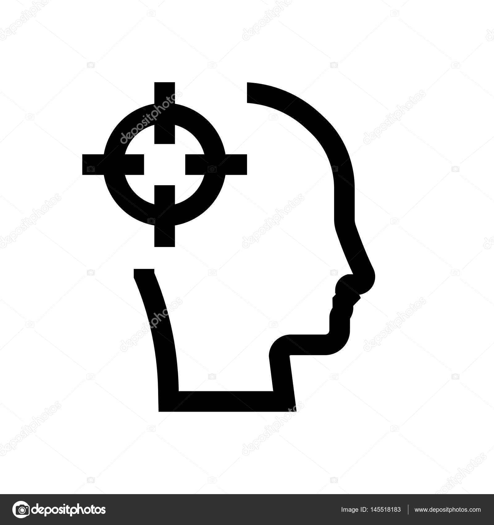 Linea mini avatar, icon — Vettoriali Stock © Howcolour #145518183
