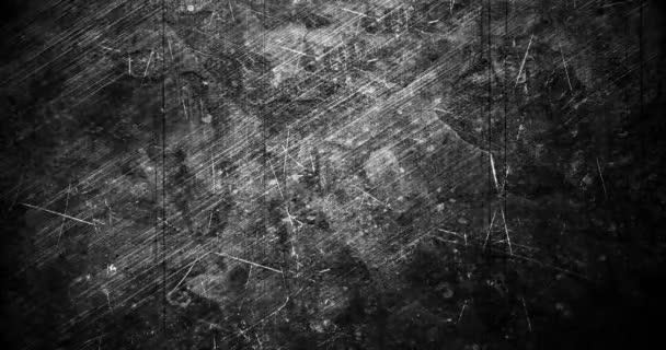 4 k Egypt Papyrus překrytí starých Film vypadat - starý filmový vzhled efekt s spoustu špíny, světlo úniky, zrnitou strukturu, flash filmu, film hoří, vintage bílé pozadí, realistické blikání