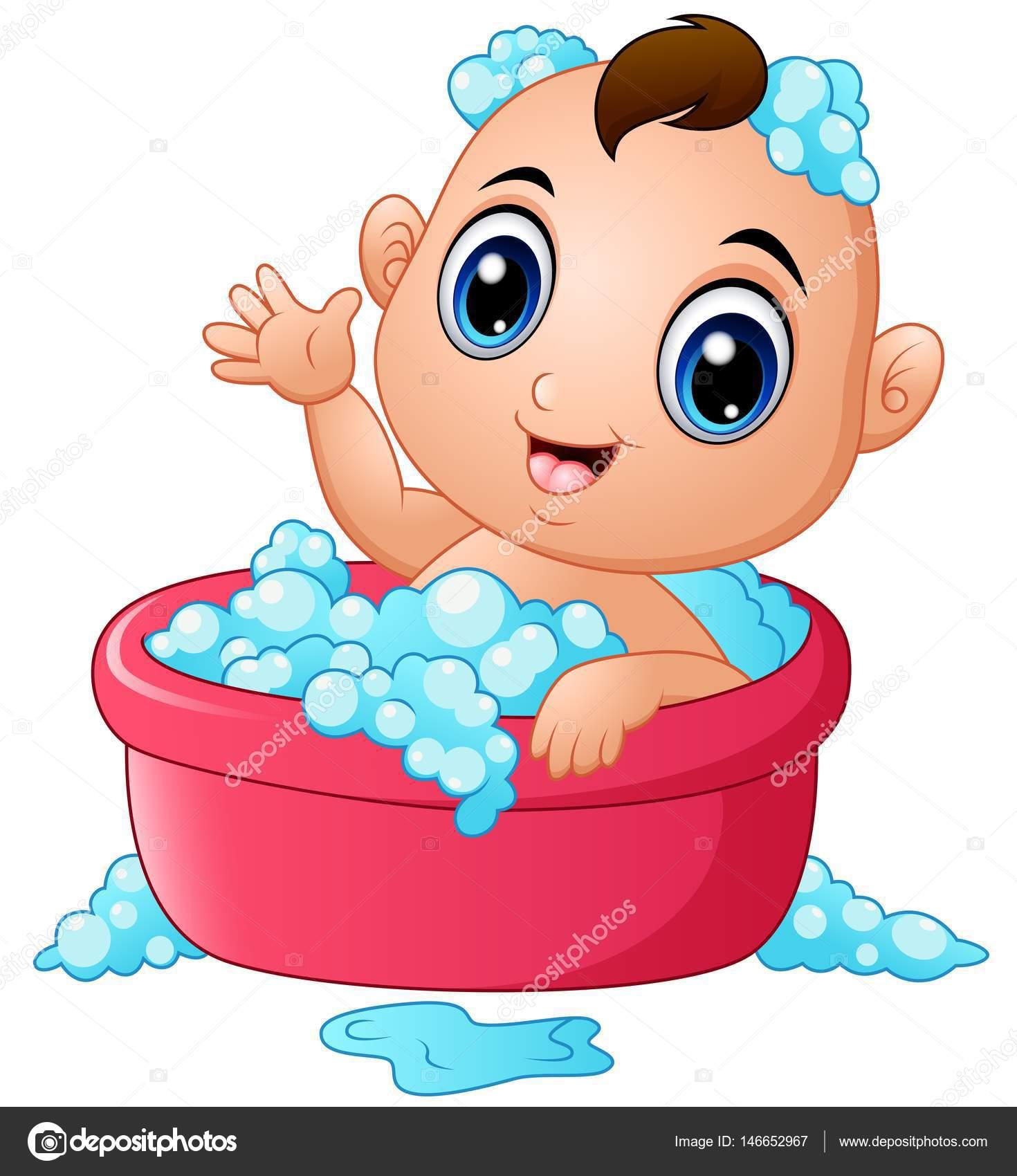 Badewanne Lustig
