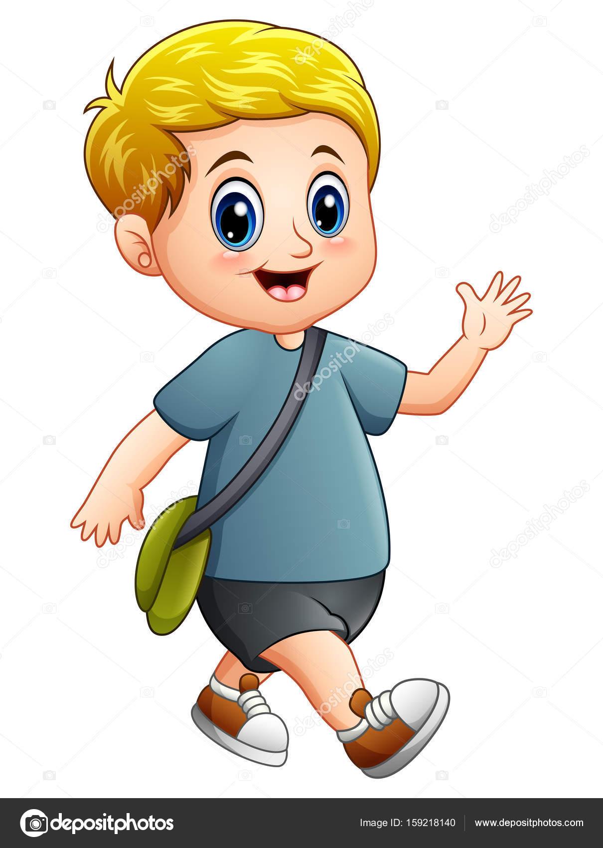 Dibujos animados boy gaya