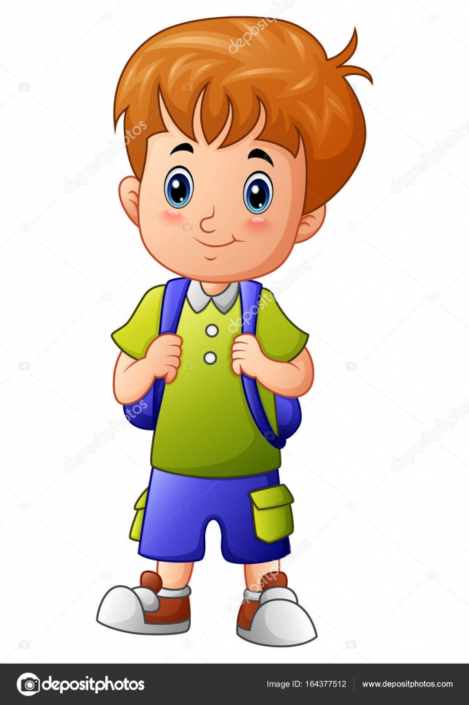 cute little boy cartoon stock vector dualoro 164377512 rh depositphotos com little boy cartoon in hindi little boy cartoon drawing