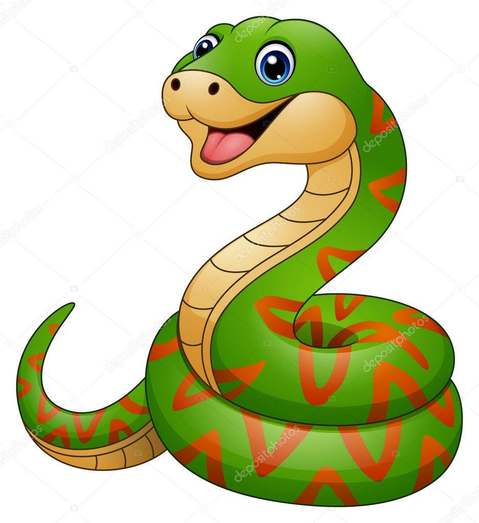 Dibujos: Serpiente Animados