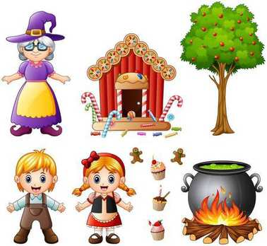 Hansel and Gretel collections