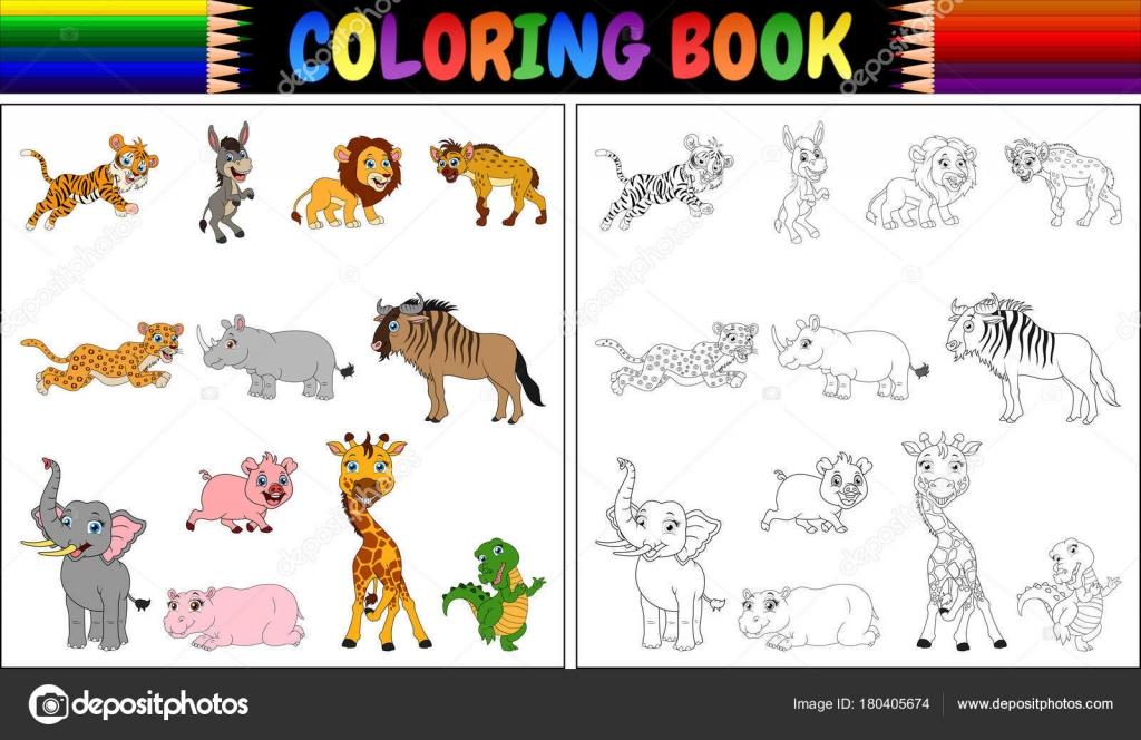 Fotos Animales Domesticos Para Imprimir Ilustración