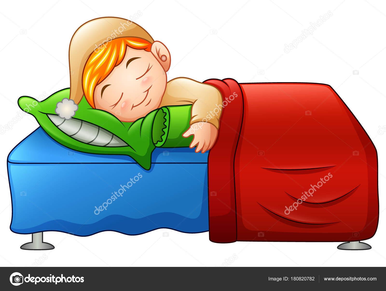 Dibujos: Dibujo Niño Durmiendo