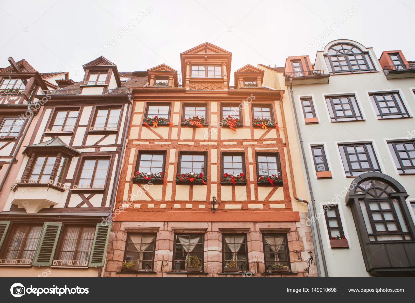 Traditionelles haus im deutschen stil in n rnberg for Traditionelles deutsches haus
