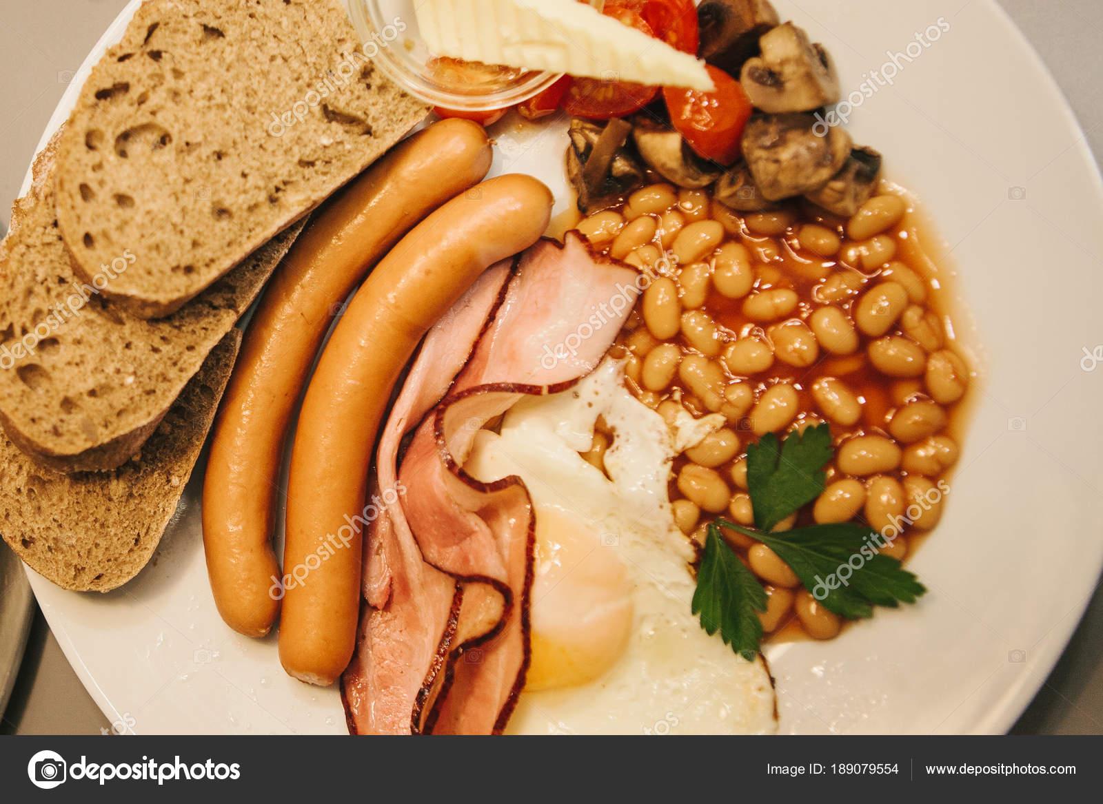 английские народные блюда