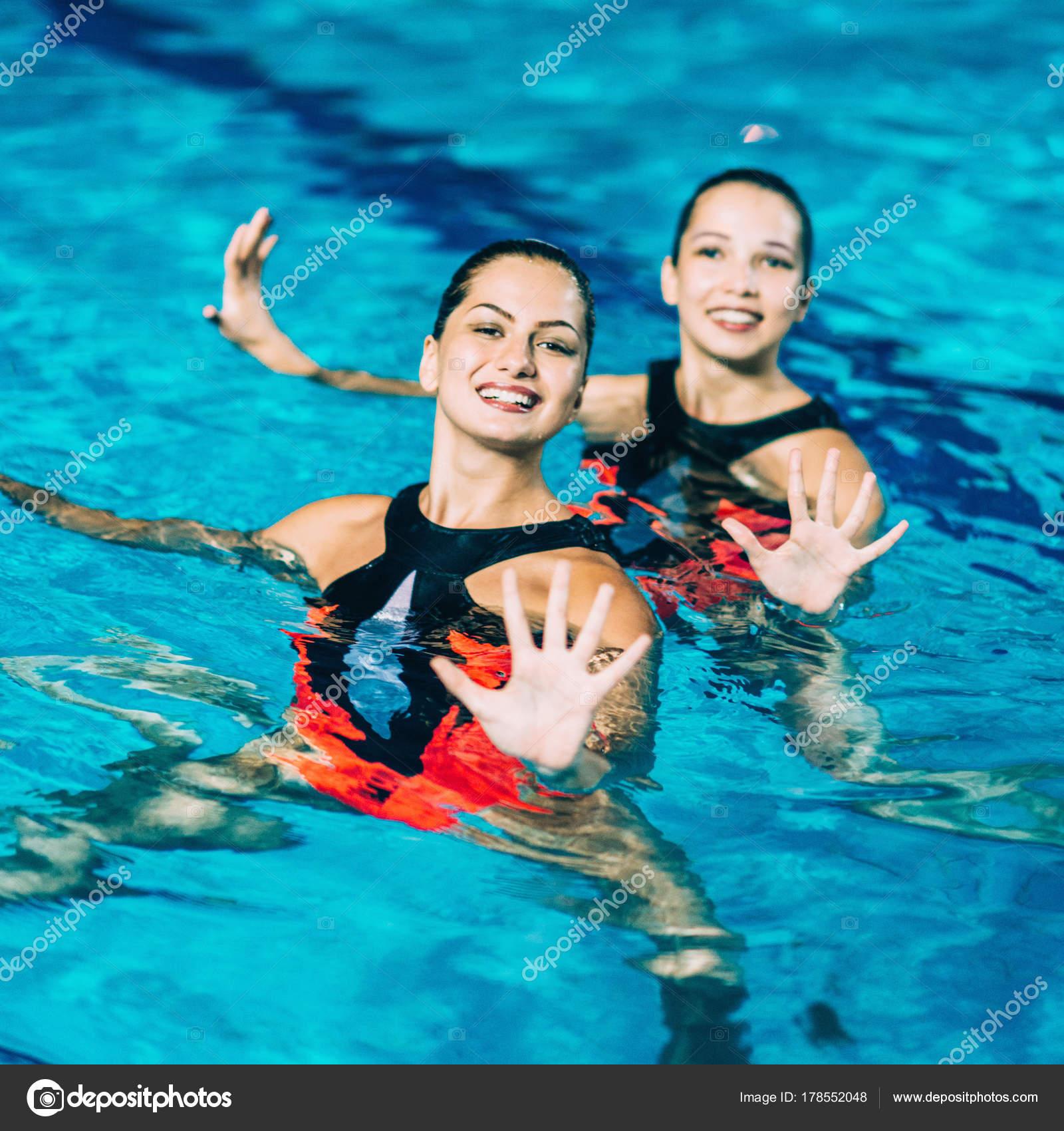 1b88b0abad86 Imágenes: natacion sincronizada   Rendimiento Natación Sincronizada ...