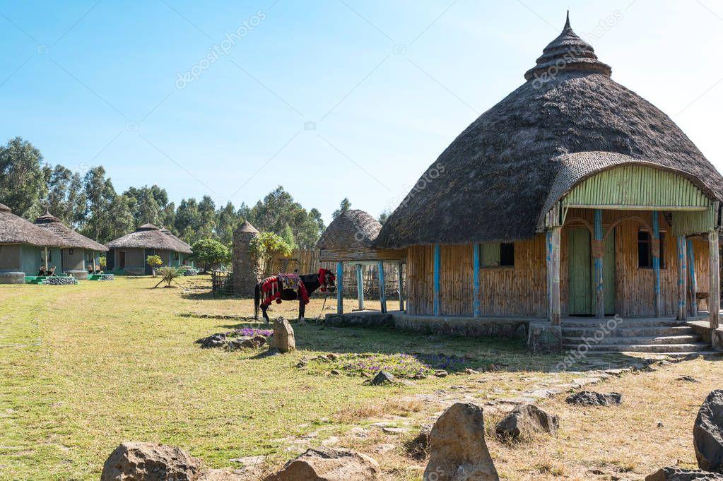 The places of Ethiopia